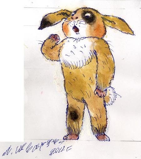 チェリー キャラクターイラスト ©ちえりとチェリー製作委員会