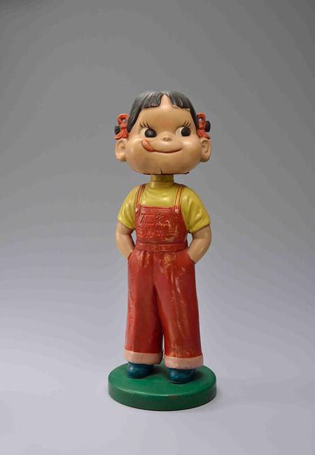 ペコちゃん卓上人形 1959年頃 新関コレクションより