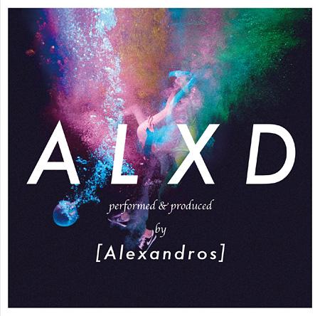 [Alexandros]『ALXD』ジャケット
