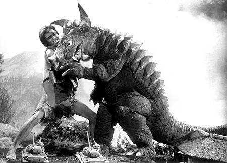 『フランケンシュタイン対地底怪獣(バラゴン)』 ©1965 TOHO co.,ltd