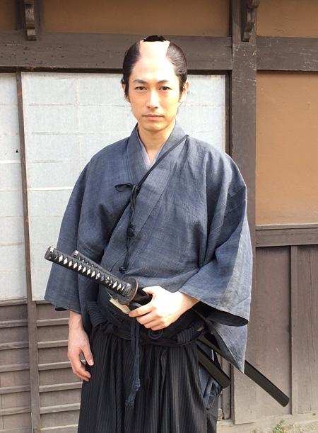 五代友厚役のDEAN FUJIOKA