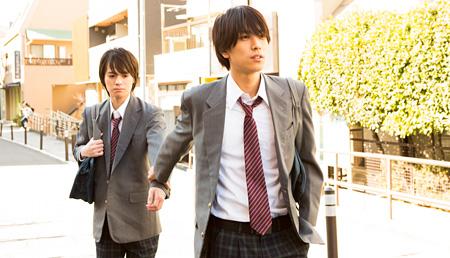 『宇田川町で待っててよ。』 ©2015 秀良子/祥伝社/「宇田川町で待っててよ。」製作委員会