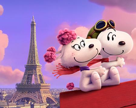 『I LOVE スヌーピー THE PEANUTS MOVIE』 ©2015 Twentieth Century Fox Film Corporation. All Rights Reserved. Peanuts ©Peanuts Worldwide LLC.
