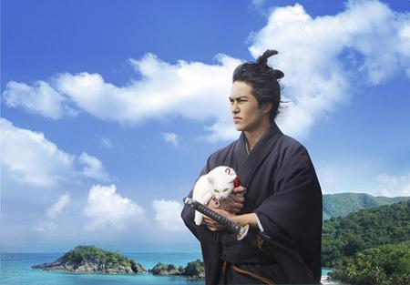 『猫侍 南の島へ行く』 ©2015「続・猫侍」製作委員会
