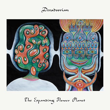 Deradoorian『The Expanding Flower Planet』ジャケット