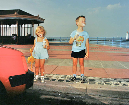 Martin Parr『The Last Resort』1983-86
