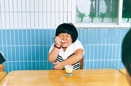 『第40回木村伊兵衛写真賞』受賞作品 川島小鳥『明星』(ナナロク社刊) ©Kotori Kawashima