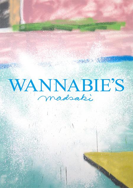 MADSAKI『WANNABIE'S』展メインビジュアル