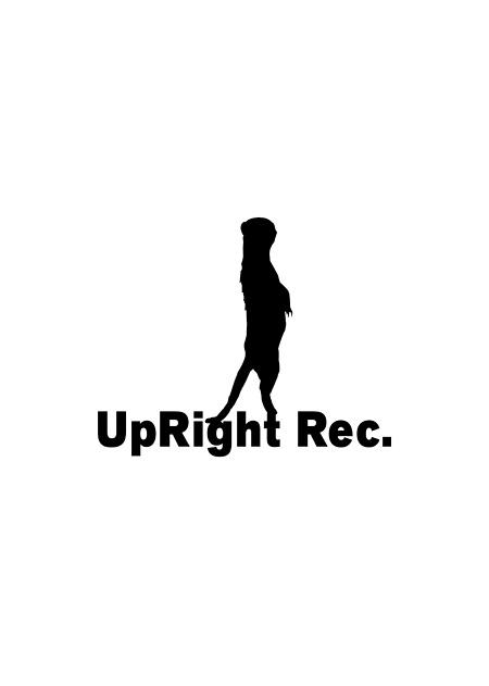UpRight Rec.ロゴ