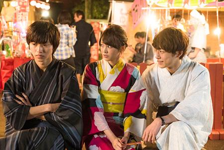 『ヒロイン失格』 ©2015 映画「ヒロイン失格」製作委員会 ©幸田もも子/集英社