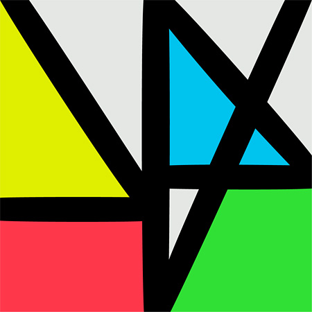 New Order『Music Complete』ジャケット