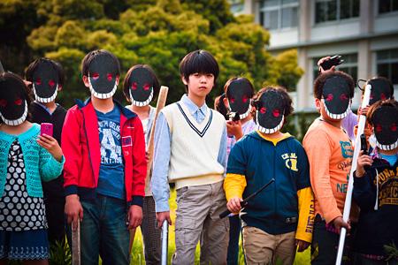 『佐藤さんを探せ!』 ©2015「リアル鬼ごっこ」学級委員会
