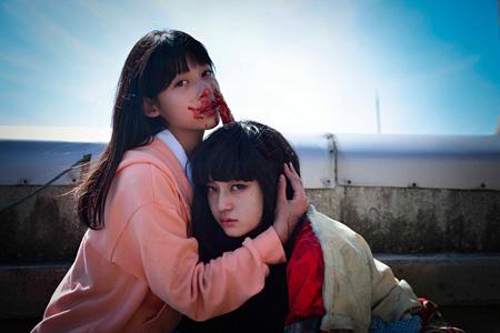 『佐藤さんの逃走!』 ©2015「リアル鬼ごっこ」学級委員会