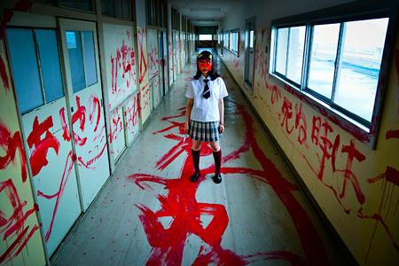 『リアル鬼ごっこ ライジング』 ©2015「リアル鬼ごっこ」学級委員会