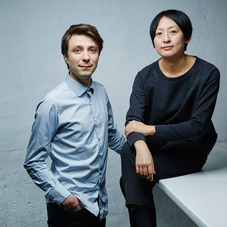 左からニコラス・モロー、楠寛子 Photo: Courtesy Moreau Kusunoki Architectes