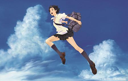 『時をかける少女』 ©「時をかける少女」製作委員会2006