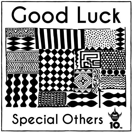 SPECIAL OTHERS『Good Luck』ジャケット