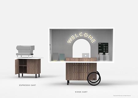 cafe OMNIBUSイメージビジュアル