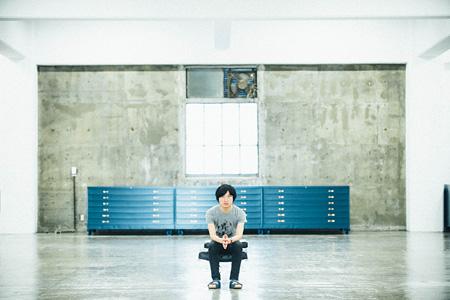 蓮沼執太 写真:後藤武浩