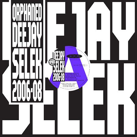 AFX『ORPHANED DEEJAY SELEK 2006-2008』ジャケット