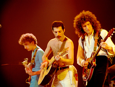 QUEEN『ロック・モントリオール 1981』