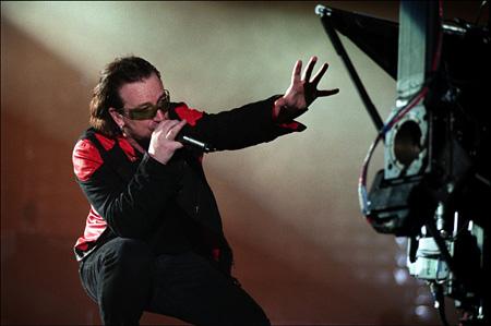 U2『U23D』 ©National Geographic