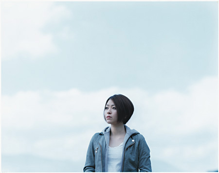 宇多田ヒカル ©Tamotsu Fujii