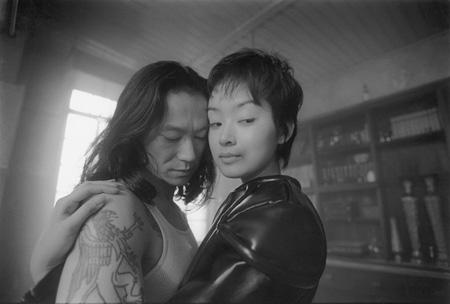 『BULLET BALLET』 ©1995 KAIJYU THEATER