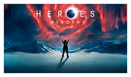『HEROES Reborn/ヒーローズ・リボーン』 ©2015 NBC Universal. All Rights Reserved.