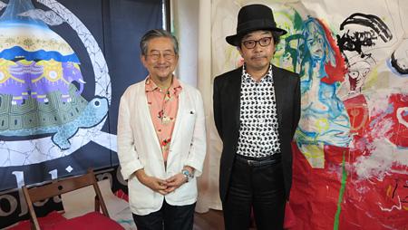 SWITCHインタビュー 達人達(たち)『園子温×永井豪』より