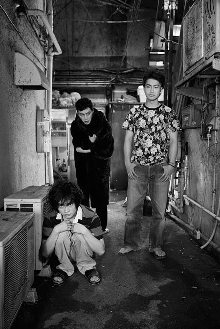 『竹林の人々』メインビジュアル 写真:江森康之