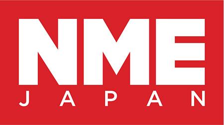 「NME Japan」ロゴ
