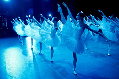 『ボリショイ・バビロン 華麗なるバレエの舞台裏』 ©2015 RED VELVET FILMS LTD. ALL RIGHTS RESERVED