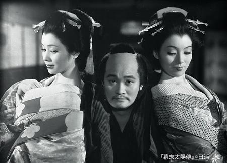 映画『幕末太陽傳』(監督:川島雄三) ©日活