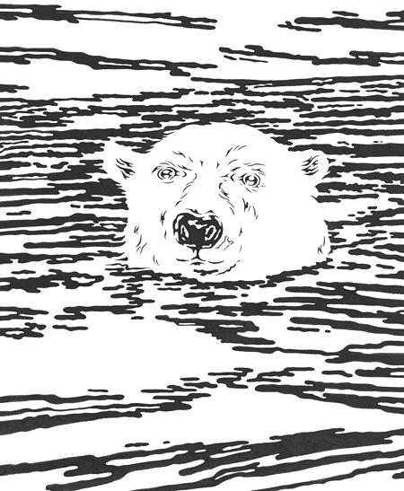 『Polar bear』 ©Kiyoshi Kuroda All Rights Reserved