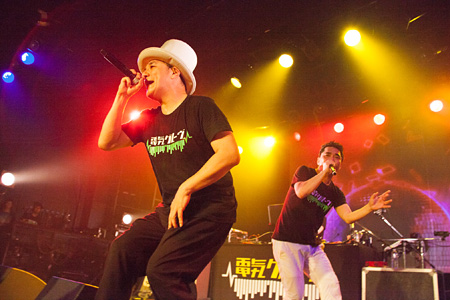 電気グルーヴ『LIQUIDROOM 11TH anniversary』ワンマンライブより photo: Miyu Terasawa