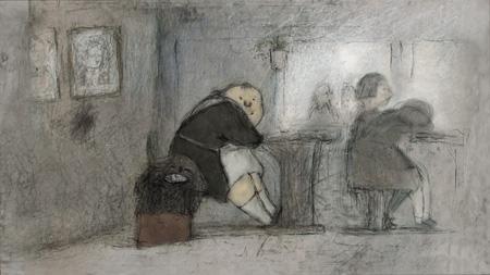 『第18回文化庁メディア芸術祭』アニメーション部門 大賞『The Wound』 Anna BUDANOVA ©Ural-Cinema