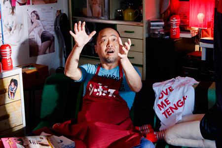 『映画 みんな!エスパーだよ!』 ©若杉公徳/講談社 ©2015「映画 みんな!エスパーだよ!」製作委員会