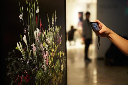 『テクノロジーとアート写真の交差する場所「Another Room」』展 過去の会場風景
