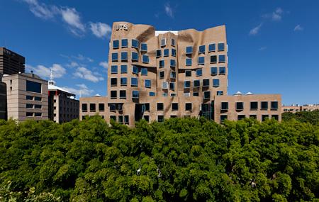 UTSビジネススクール オーストラリア・シドニー 2014  Photo:Andrew Worssam