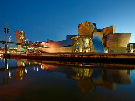 ビルバオ・グッゲンハイム美術館 スペイン・ビルバオ 1997 FMGB Guggenheim Bilbao Museoa, 2015 Photo:Erika Barahona Ede