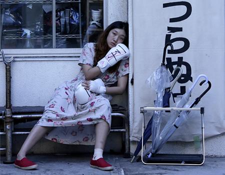 『百円の恋』 ©2014 東映ビデオ