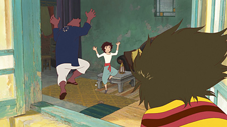 『バケモノの子』 ©2015 THE BOY AND THE BEAST FILM PARTNERS