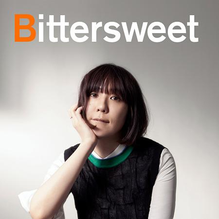 土岐麻子『Bittersweet』DVD付属盤ジャケット