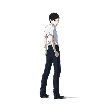 『亜人』より永井圭 ©桜井画門・講談社/亜人管理委員会