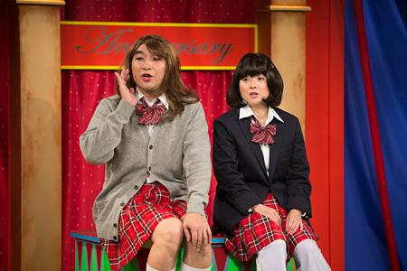 『The Greatest Hits Of HYOGEN SAWAYAKA』公演風景 2014年 写真:引地信彦