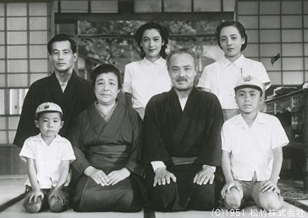 『麦秋』(監督:小津安二郎)