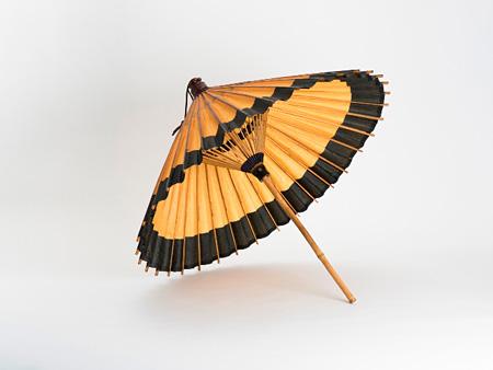 志村使用の和傘