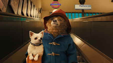 『パディントン』 ©2014 STUDIOCANAL S.A.  TF1 FILMS PRODUCTION S.A.S Paddington Bear, Paddington AND PB are trademarks of Paddington and Company Limited