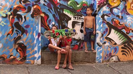 『ブラジル・バン・バン・バン:ザ・ストーリー・オブ・ソンゼイラ~ジャイルス・ピーターソンとパーフェクトビートを探しもとめて~』より